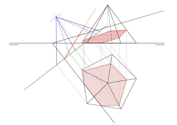 seccion_dunha_piramide_cun_plano_oblicuo