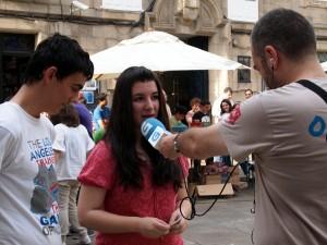 Entrevista para Efervesciencia da Radio Galega